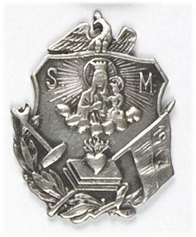 """Odznaka """"S.M. 1917"""""""