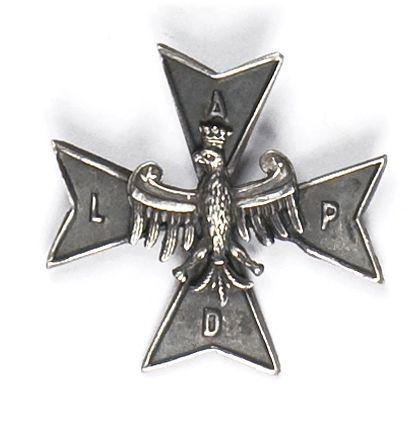 Odznaka pamiątkowa Ambulansu Dentystycznego Legionów Polskich