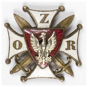 Odznaka organizacyjna Związku Oficerów Rezerwy