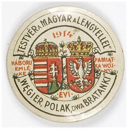 """Odznaka patriotyczna """"Węgier"""