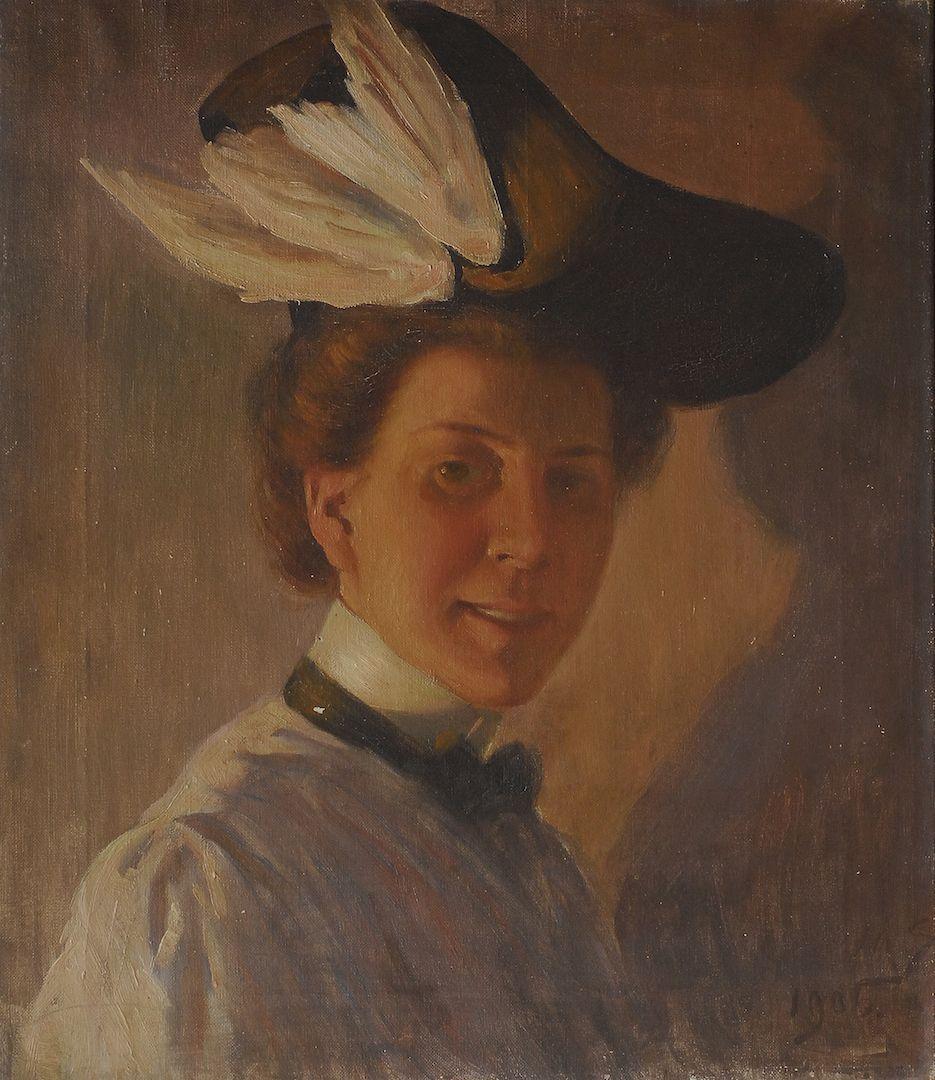 portret kobiety Gdynia