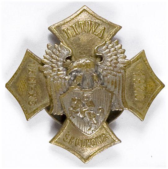 Odznaka pamiątkowa Wojsk Litwy Środkowej
