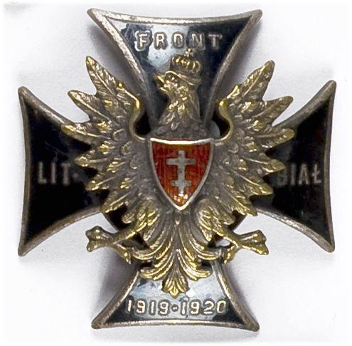 Odznaka pamiątkowa Frontu Litewsko-Białoruskiego