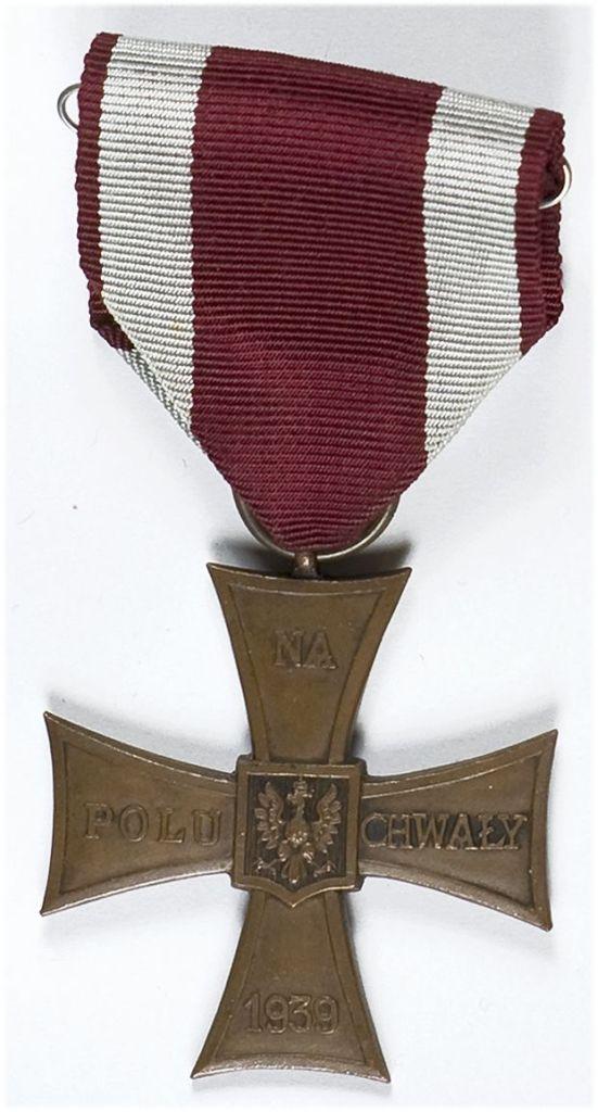 Krzyż Walecznym 1939 r.