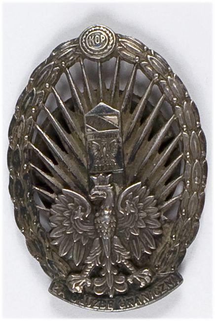 Odznaka pamiątkowa Korpus Ochrony Pogranicza