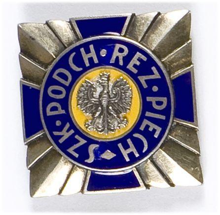 Odznaka pamiątkowa Kursu Szkoły Podchorążych Rezerwy Piechoty