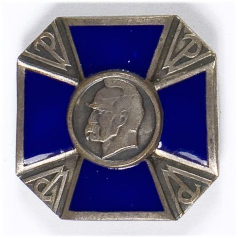 Odznaka instruktorska Przysposobienie Wojskowe