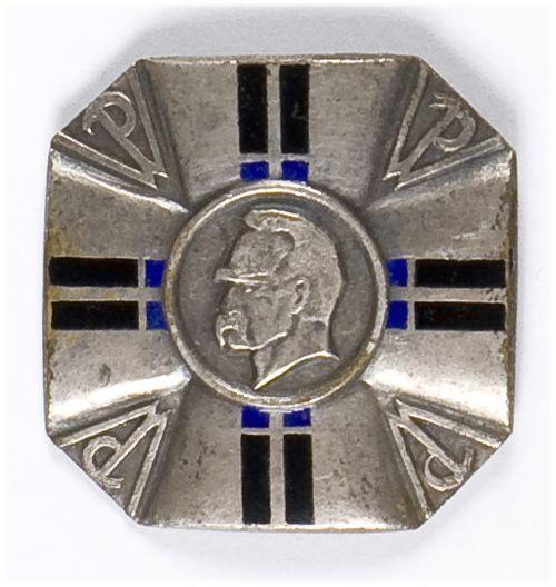 Odznaka instruktorska Przysposobienie Wojskowe I stopnia wojsk łączności
