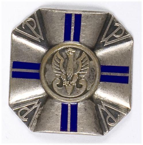 Odznaka instruktorska Przysposobienie Wojskowe II stopnia wojsk łączności