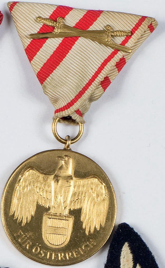 """Medal pamiątkowy """"Za wielką wojnę 1914-1918"""""""