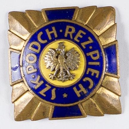 Odznaka Szkoła Podchorążych Rezerwy Piechoty
