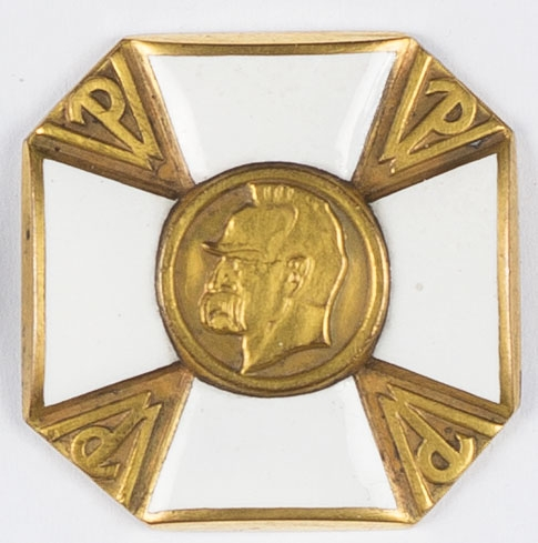 Odznaka pamiątkowa Przysposobienia Wojskowego