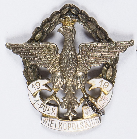Odznaka 75 Pułk Piechoty