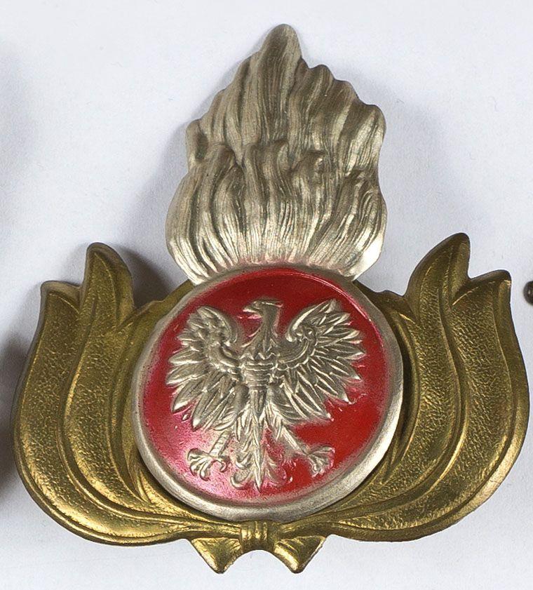 Orzeł Straży Pożarnej