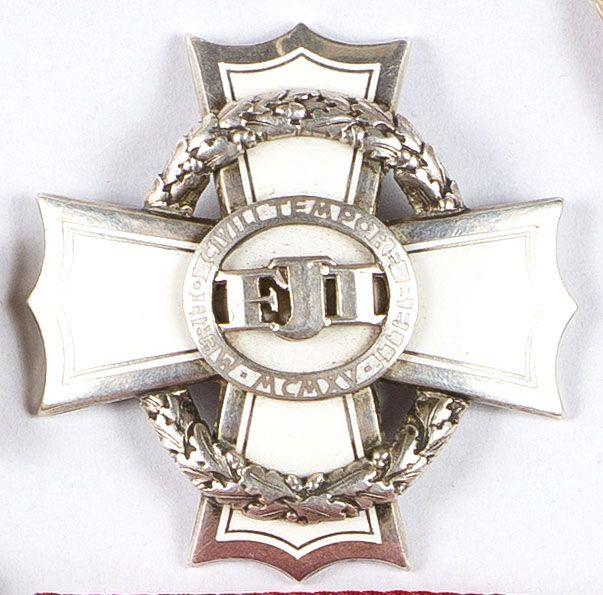 Krzyż wojenny za Cywilne Zasługi