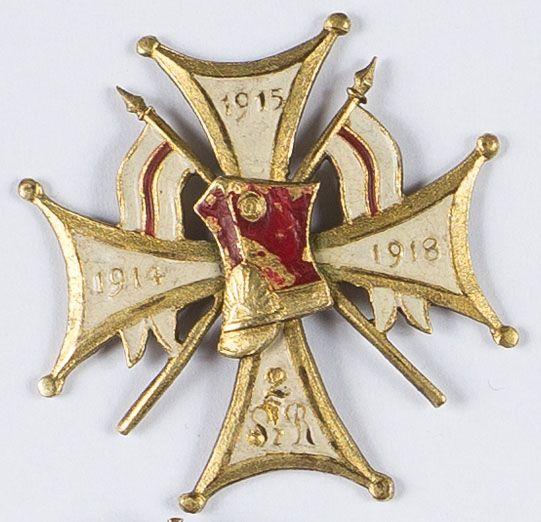 Odznaka pamiątkowa 2 Pułku Szwoleżerów