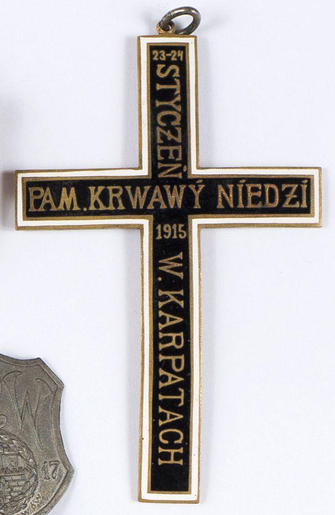 Odznaka Krzyż pamiątkowy