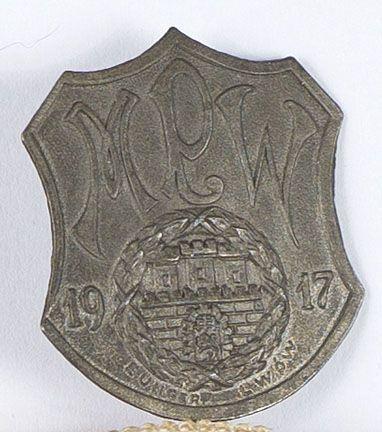 Odznaka lwowska M.R.W.