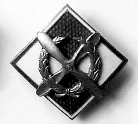 Odznaka pamiątkowa Szkoły Lotnictwa dla Małoletnich