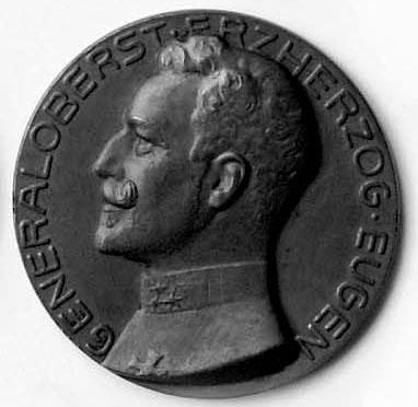 GENERAŁ KSIĄŻE EUGEN - 1915