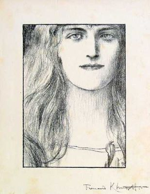 Fernand KHNOFF