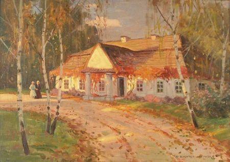Bronisława RYCHTER-JANOWSKA