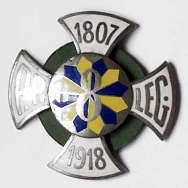 Odznaka pamiątkowa 8 pułku piechoty