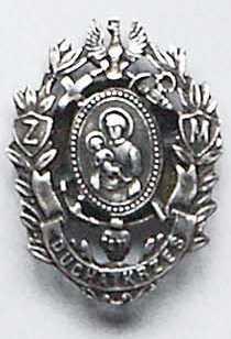 """Odznaka """"Straż Ducha Krześciańskiego"""","""