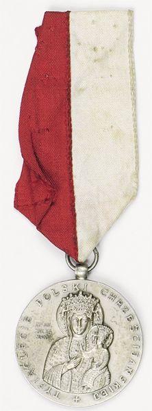 """Medal pamiątkowy """"1000 lecie Polski Chrześcijańskiej"""""""