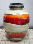Flakon ceramiczny West Germany
