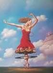 Rafał OLBIŃSKI Taniec w chmurach