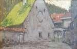 Andrzej KACPEREK Zielony dach w czerwonym klasztorze