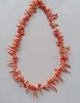Naszyjnik z korali naturalnych