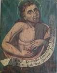 Chrystus - Vir Dolorum, XVIII w.