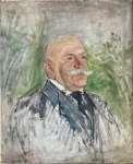 Wlastimil HOFMAN Szkic do portretu