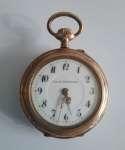 Złoty zegarek damski Union Horlogere, XIX/XX w.