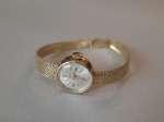 Złoty zegarek damski naręczny ROX