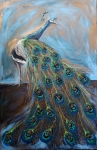 Krystyna PALCZEWSKA The Peacock
