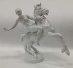 Porcelanowa figura Rosenthal Amazonka