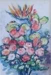 Helena GOLDA-BŁAHUT Kwiaty