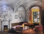 Zofia ALBINOWSKA-MINKIEWICZOWA Wnętrze saloniku
