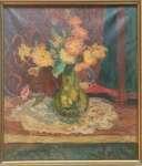 Józef KLIMEK Kwiaty w wazonie