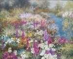 Krystyna JASIŃSKA Kwitnąca łąka