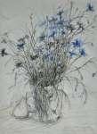 Alicja NIKIEL Martwa natura z gruszką