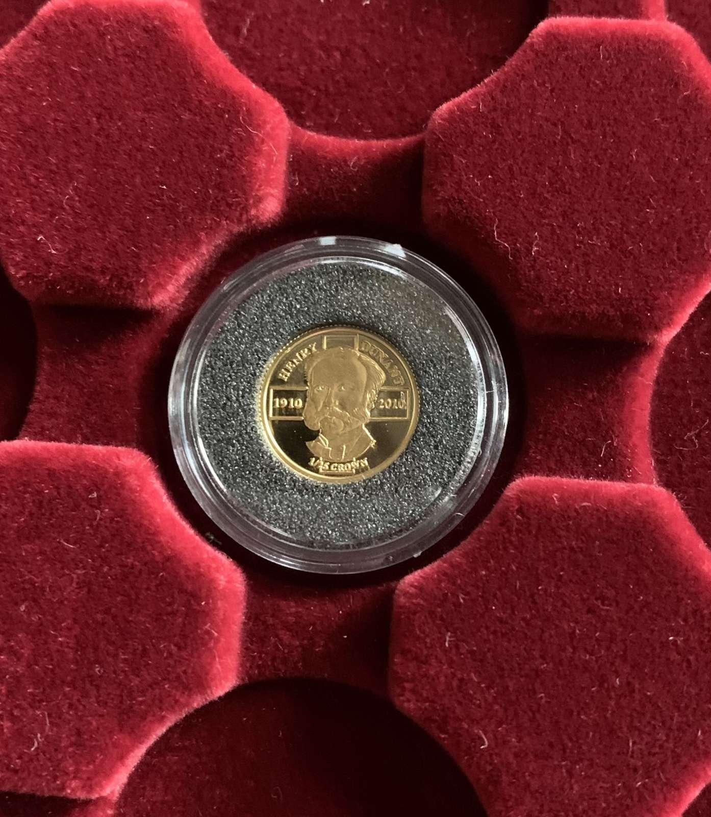 Moneta złota