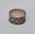 Srebrny pierścionek - PIERROT
