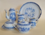 Porcelana China Blau