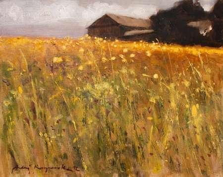 Sierpniowa łąka
