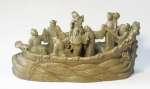 Ośmiu Nieśmiertelnych w łodzi