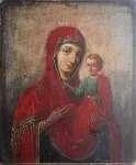 Matka Boska Smoleńska, 2 poł. . XIX w.